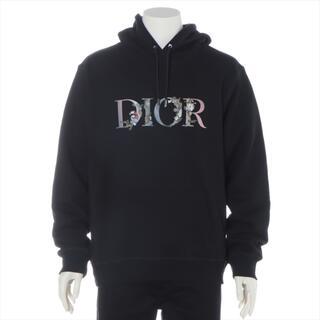 ディオール(Dior)のディオール  コットン L ブラック メンズ その他トップス(その他)