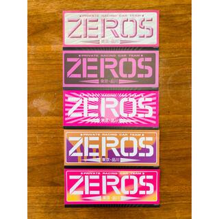 コウダンシャ(講談社)の漫画 爆音列島 ZEROS 髙橋ツトム ステッカー 5枚セット(その他)