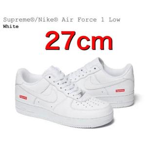 Supreme - Supreme Nike Air Force 1 Box Logo