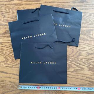 ポロラルフローレン(POLO RALPH LAUREN)のラルフローレン 紙袋4枚(ショップ袋)