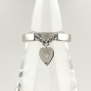 カルティエ(Cartier)のカルティエ モナムール リング 8.5号 K18ゴールド 【中古】(リング(指輪))