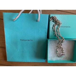 Tiffany & Co. - ティファニーTiffanyリターントゥオーバルネックレス