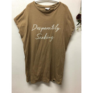 マウジー(moussy)のmoussy ロゴTシャツ(Tシャツ(半袖/袖なし))
