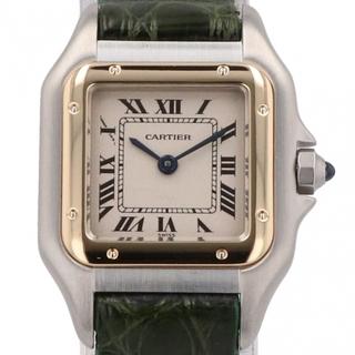 カルティエ(Cartier)のカルティエ パンテール SM 1120 クォーツ レディース 【中古】(腕時計)