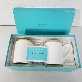 Tiffany & Co. - Tiffany& Co. ゴールドバンド