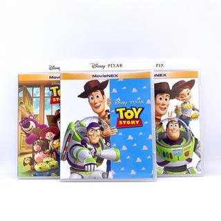 トイストーリー(トイ・ストーリー)のトイ・ストーリー(1.2.3)MovieNEX Blu-ray(キッズ/ファミリー)