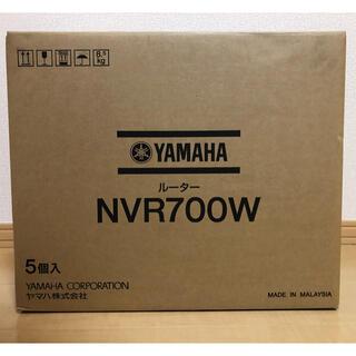 ヤマハ - YAMAHA NVR700W 5台セット