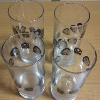 サッポロ(サッポロ)のサッポロ黒ラベル とんねるずグラス4個(アルコールグッズ)
