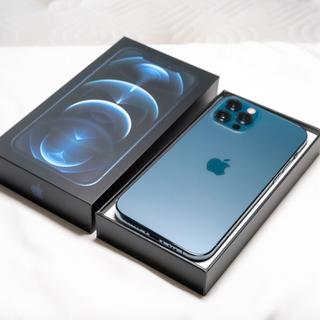 iPhone - iPhone 12 Pro パシフィックブルー 128GB SIMフリー