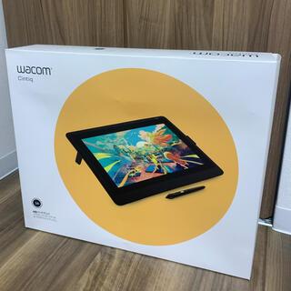 Wacom - wacom cintiq16 DTK1660K0D