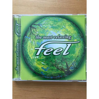 the most relaxing feel CD(ヒーリング/ニューエイジ)