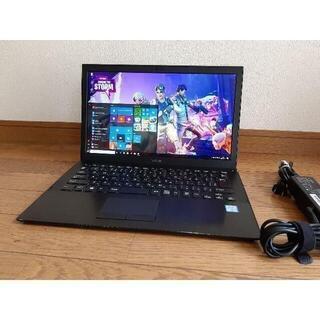 ソニー(SONY)のVAIO S13 1920x1080 i5 6200U 256G/SSD 8G(ノートPC)