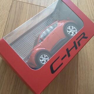トヨタ(トヨタ)のトヨタ C-HR プルバックカー(ミニカー)