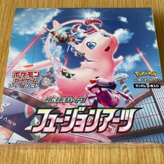 ポケモン - 新品 ポケモンカード フュージョンアーツ 1BOX シュリンク付き