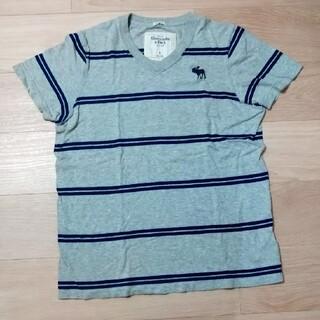 アバクロンビーアンドフィッチ(Abercrombie&Fitch)のAbercrombie&Fitch メンズTシャツ Lサイズ(Tシャツ/カットソー(半袖/袖なし))