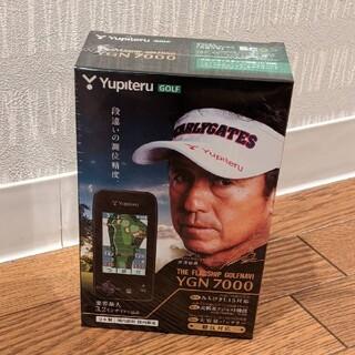 ユピテル(Yupiteru)の新品未開封 ユピテル(YUPITERU)ゴルフナビ YGN7000 みちびき(その他)