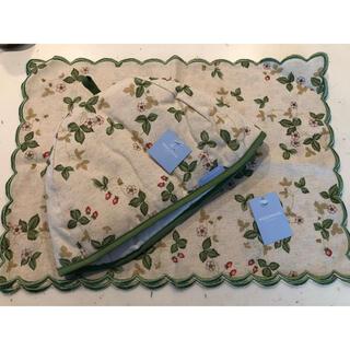 ウェッジウッド(WEDGWOOD)のWEDGWOOD ランチョマット カバー セット(テーブル用品)
