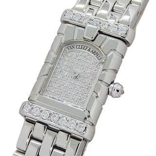 ヴァンクリーフアンドアーペル(Van Cleef & Arpels)のヴァンクリーフ&アーペル 時計 531963 ファサード 文字盤ダイヤ クオーツ(腕時計)