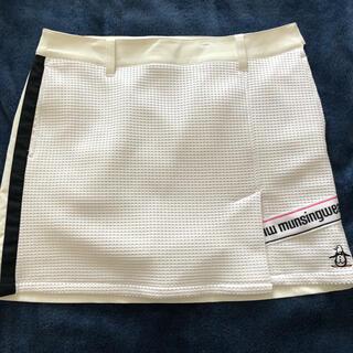 Munsingwear - Munsingwear マンシングウェア ゴルフ レディース スカート