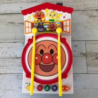 バンダイ(BANDAI)のおうちでどんどん♪アンパンマン(楽器のおもちゃ)