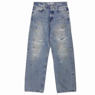 Jieda - DAIRIKU/Repair Straight Denim Pants 21AW