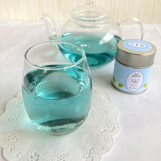 青い緑茶  3包(茶)