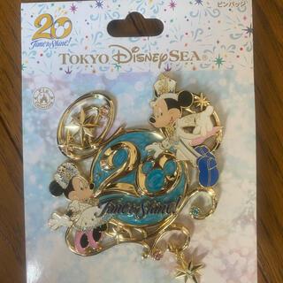 Disney - ディズニーシー20周年 ピンバッジ