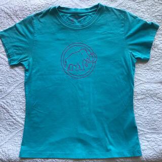 マムート(Mammut)のTシャツ マムート レディース M(Tシャツ(半袖/袖なし))