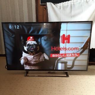 東芝 - 東芝43V型液晶テレビ 4K対応 YouTube視聴 レグザ 43J10X