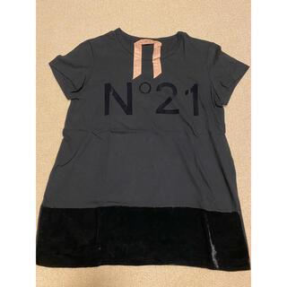 ヌメロヴェントゥーノ(N°21)のヌメロヴェントゥーノ  Tシャツ(Tシャツ(半袖/袖なし))