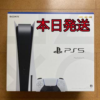 PlayStation - [新品] SONY PlayStation5 CFI-1000A01 PS5