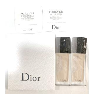 Dior - 新品 Dior スキン フォーエヴァー エヴァー ファンデ ベース