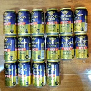 サントリー(サントリー)のサントリー パーフェクトビール 16本(ビール)