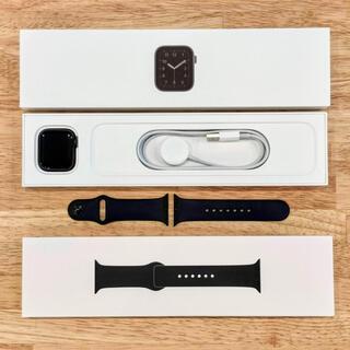 Apple Watch - Apple Watch SE 40MM GPS MYDP2J/A スポーツバンド