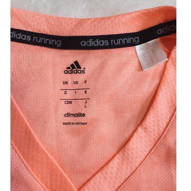 adidas(アディダス)のadidas running climalite スポーツ/アウトドアのランニング(ウェア)の商品写真