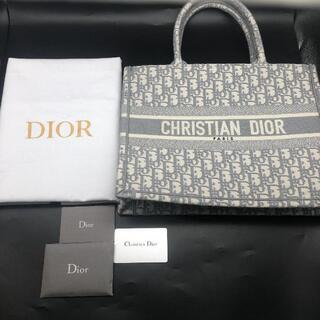 Christian Dior - ディオールDior book tote スモールバッグ