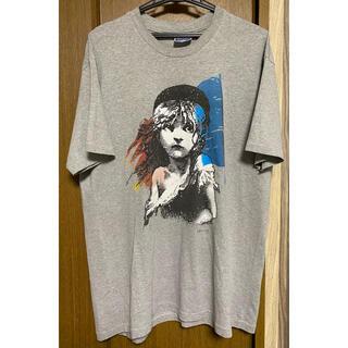 ヘインズ(Hanes)の80s USA製 Les misérables Hanes Tee shirt(Tシャツ/カットソー(半袖/袖なし))