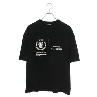 バレンシアガ(Balenciaga)のBALENCIAGA バレンシアガ 21SS WFPロゴプリントTシャツ(Tシャツ/カットソー(半袖/袖なし))