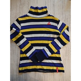 le coq sportif - ルコックスポルティフ モックネックシャツ