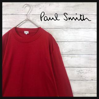 ポールスミス(Paul Smith)の【極美品ポールスミストレーナー】ツートンカラー 綺麗目ファッションにオススメ(スウェット)