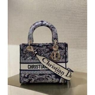Christian Dior - Dior ディオール LADY D-LITE ミディアムバッグ 2Way
