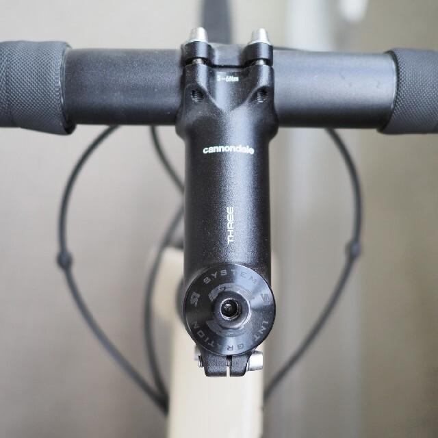Cannondale(キャノンデール)の【引取り限定】Cannondale  TOPSTONE  CARBON 105 スポーツ/アウトドアの自転車(自転車本体)の商品写真