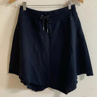 TOMMY HILFIGER - TOMMY HILFIGER スカート ブラック