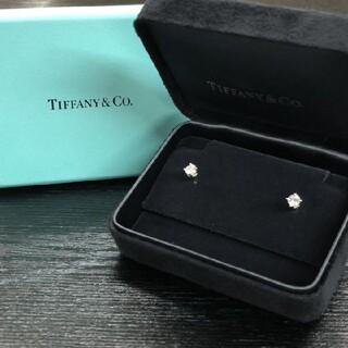 Tiffany & Co. - ティファニー Tiffany ソリティア ダイヤ ダイヤモンド ピアス