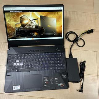 ASUS - ゲーミングノートPC ASUS TUF Gaming FX505DT