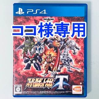 BANDAI NAMCO Entertainment - スーパーロボット大戦T PS4