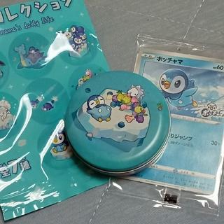 ポケモン - ポケセン限定丸缶コレクション ポッチャマ