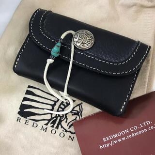 レッドムーン(REDMOON)の【5358S】レッドムーン レザーカードケース 財布(コインケース/小銭入れ)