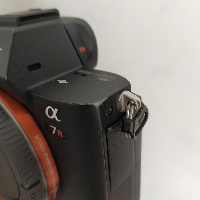 SONY(ソニー)のα7rii α7Rii α7RⅡ スマホ/家電/カメラのカメラ(ミラーレス一眼)の商品写真