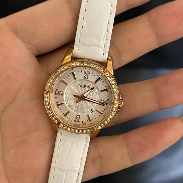 ALBA(アルバ)のアルバ 時計 レディースのファッション小物(腕時計)の商品写真